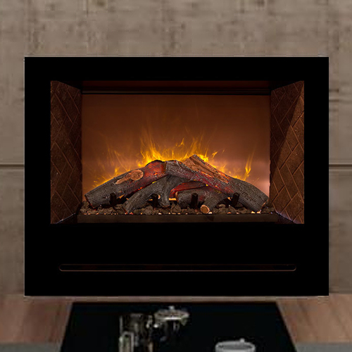 36 Home Fire Custom Electric Fireplace Modern Flames